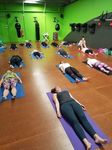 yoga classes sunshine