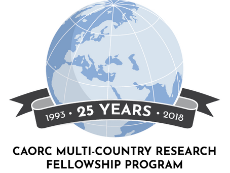 Celebrating 25 Years of CAORC's Multi-Country Fellowship