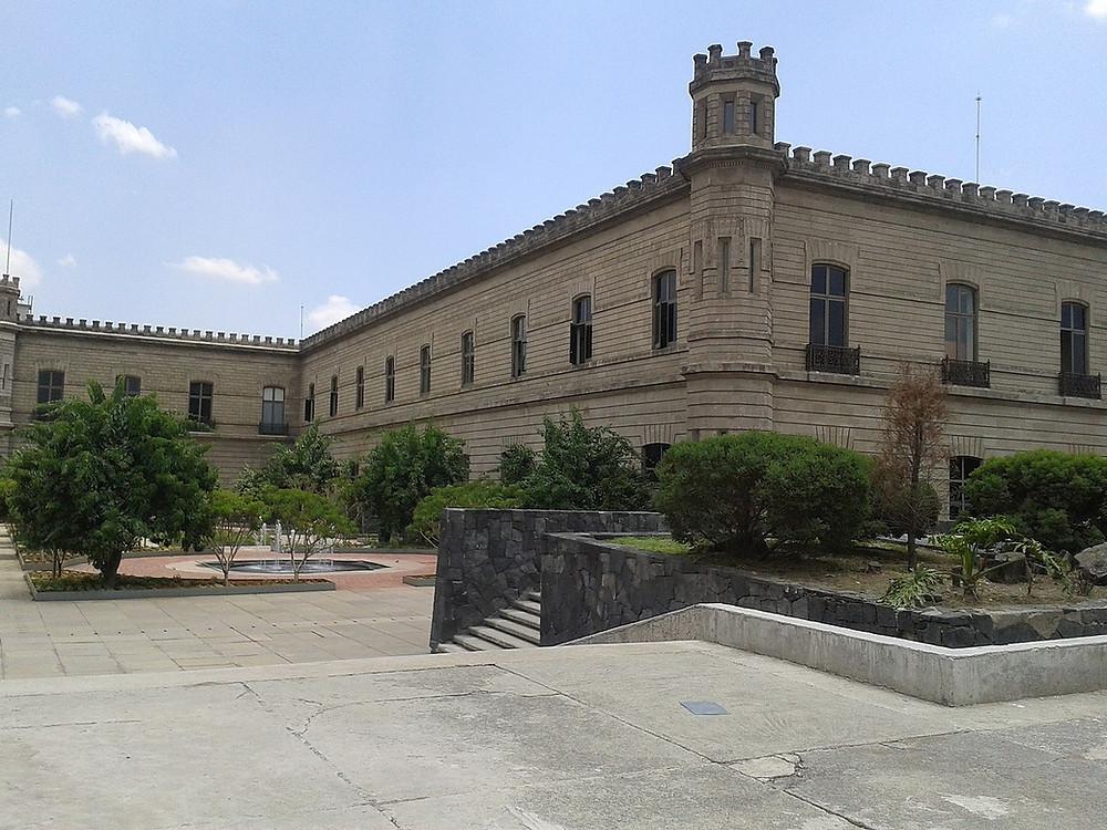Archivo General de la Nacion, Mexico