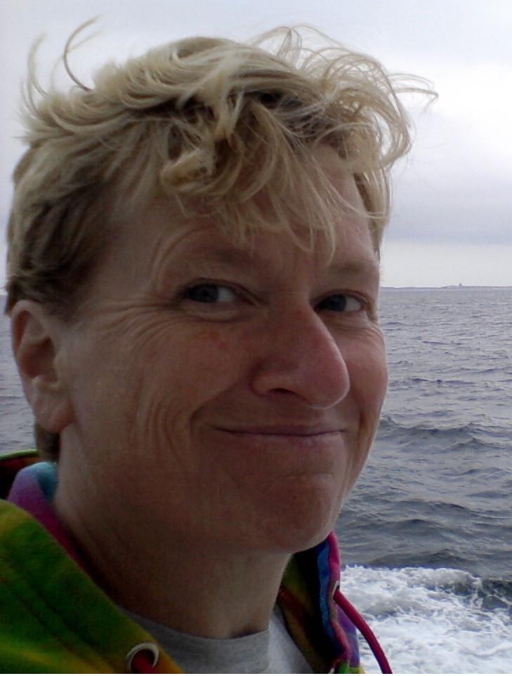 Ellen Olmstead author photo
