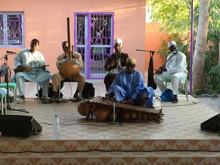 African Music in Flux: Diasporic Connections from Senegal to Puerto Rico