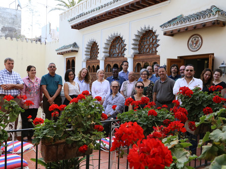 Engaging the Arts and Humanities in the Maghrib: CAORC Workshop Enables North African Scholars to Id