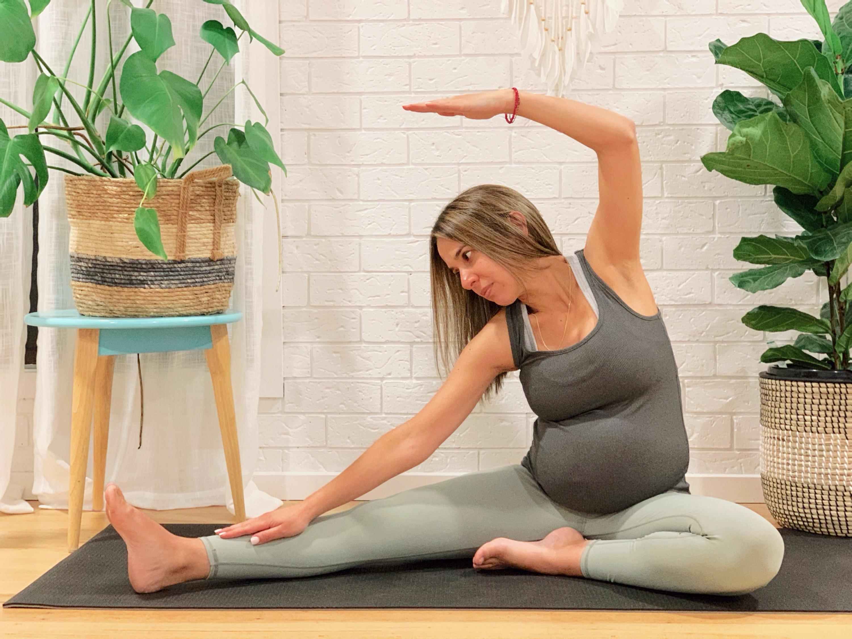 Prenatal Yoga Tuesday 6.45pm with Lisa