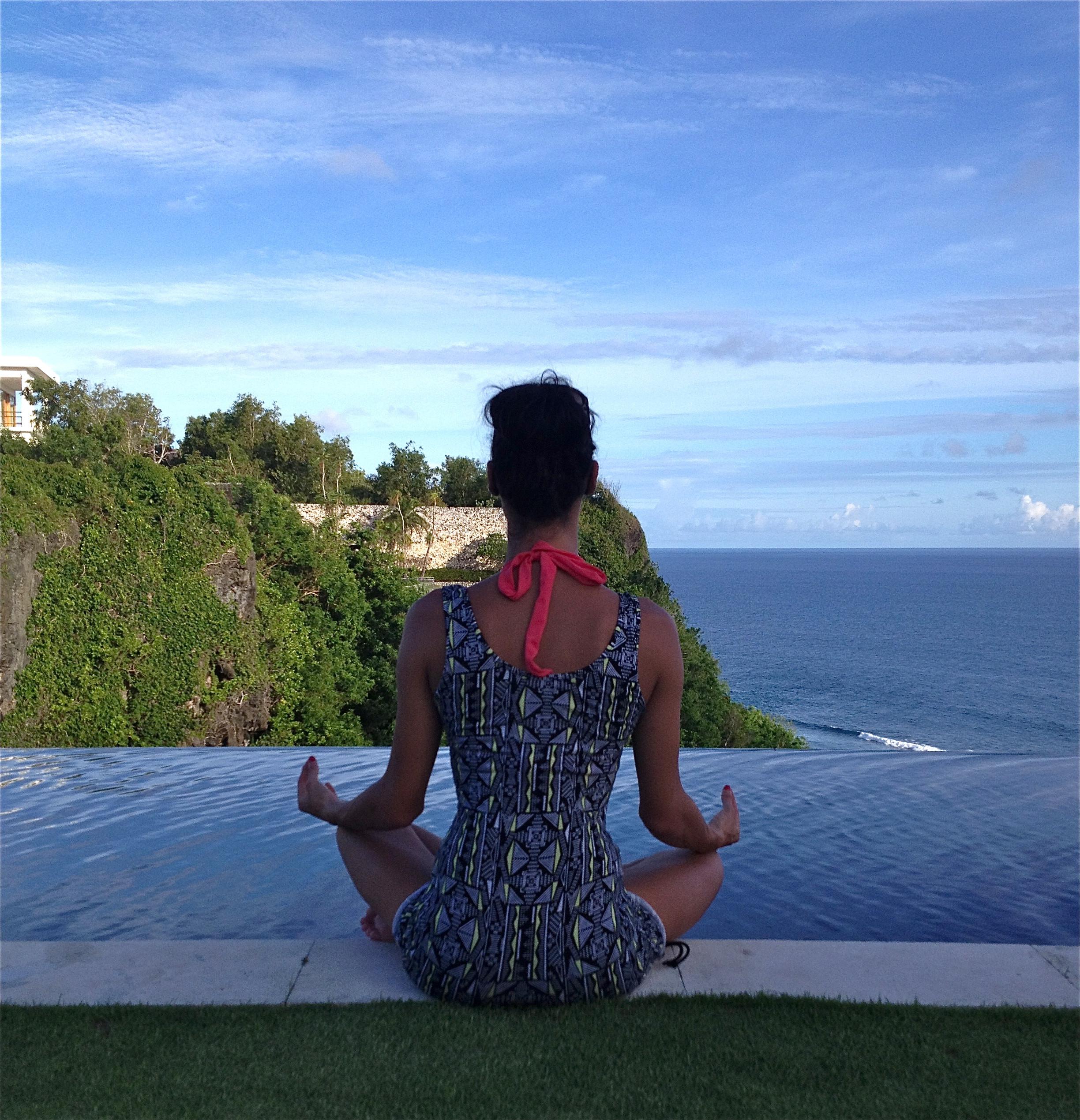 Meditate & Stretch Wednesday 6.45pm Lisa