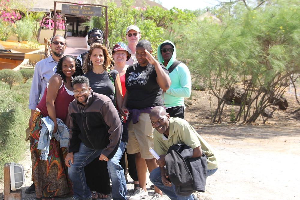 CAORC faculty development seminar in Senegal