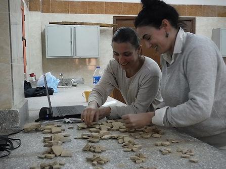 JMK Wadi Kate and Meredith in the magazi
