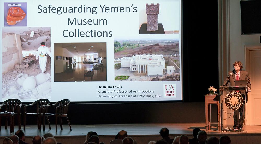 Yemen Event Glenn Corbett