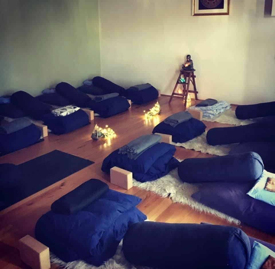 Mini Restorative Yoga & Massage Retreat
