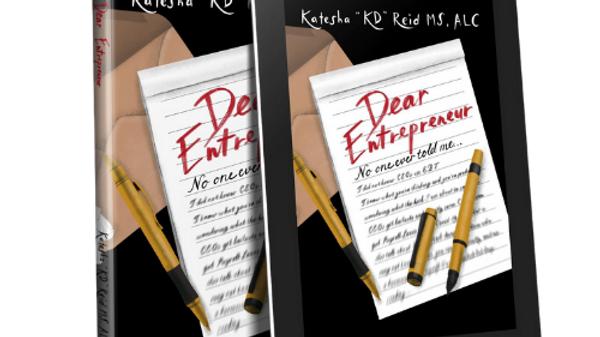 Dear Entrepreneur Book
