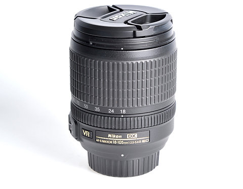 Nikon 18-105mm F/3.5-5.6
