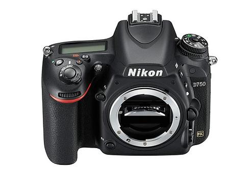 Nikon D750 Body (24.30Mpx, Full frame / FX)