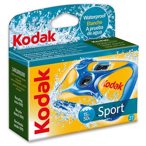 Kodak Usa e getta subacquea