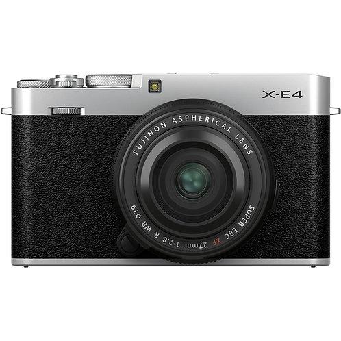 Fujifilm X-E4 - 27mm F/2.8