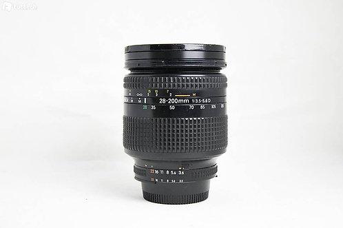 Nikon 28-200mm 3.5-5.6 D