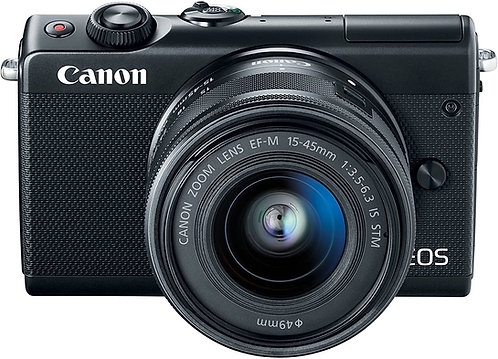 Canon EOS M100 Kit 15-45mm F/3.5-6.3