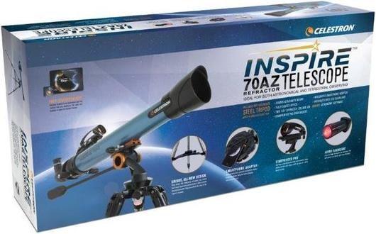 Celestron Inspire 70mm AZ