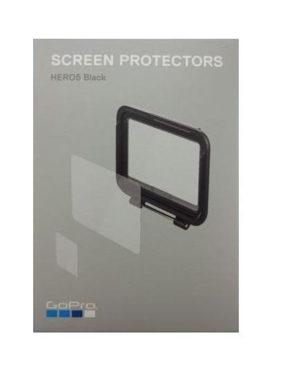 GOPRO Screen Protectors (Transparent, Schwarz)