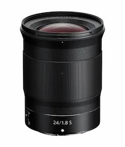 Nikon Nikkor Z 24 mm 1:1.8 S