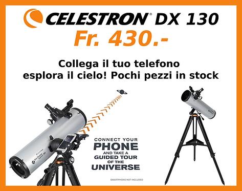 Celestron DX 130