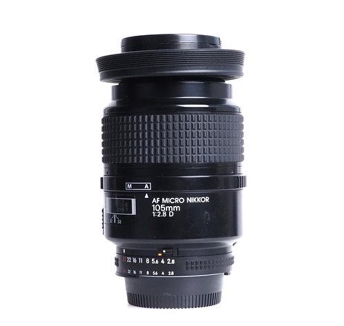 Nikon 105mm F/2.8 MACRO