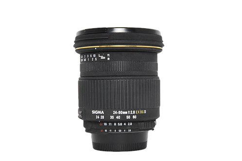 Obiettivo Sigma 24-60mm f. 2,8