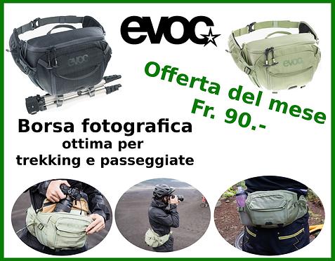 EVOC HIPPACK CAPTURE 7L