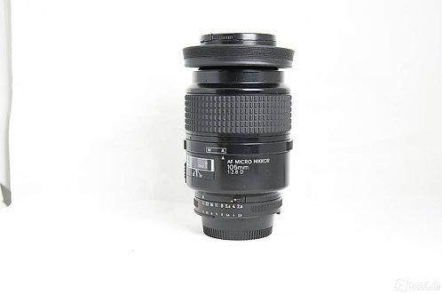 Nikon 105mm F/2.8 D