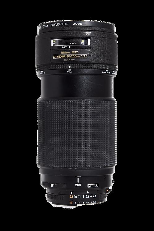 Obiettivo Nikon 80-200mm