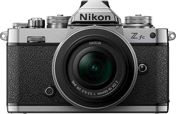 Nikon Z fc + 16-50mm