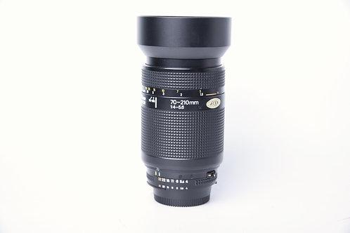 Nikon 70-210 F/4-5.6