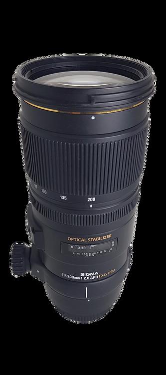 Obiettivo Sigma 70-200mm f2.8