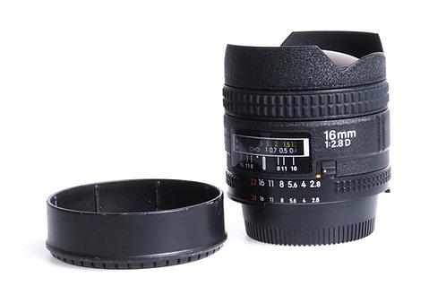 Nikon 16mm F/2.8D