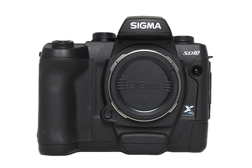Sigma SD10 / flash EF-500 ST