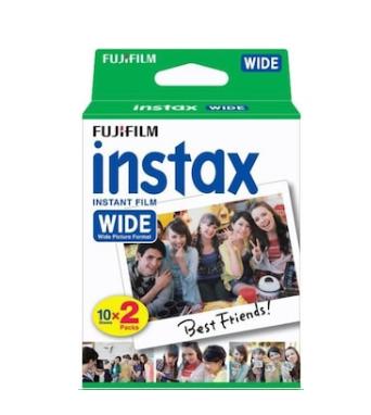 Fujifilm Instax Wide Film COLOR