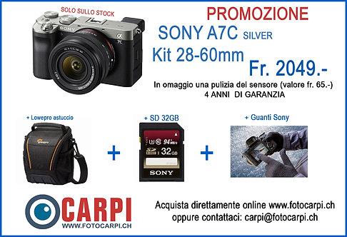 SONY A7c Kit 28-60mm
