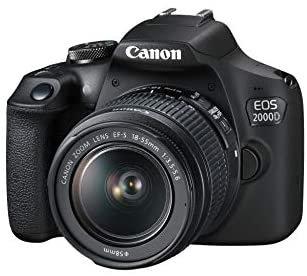 Canon EOS 2000D + 18-55mm F/3.5-5.6