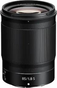 Nikon Nikkor Z 85mm f1,8 S