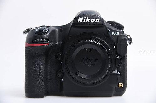 Nikon D850 Body - 18'400 Shutter Count