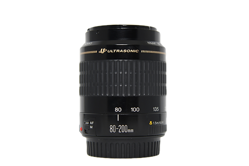 Canon 80-200mm f.4.5-5.6