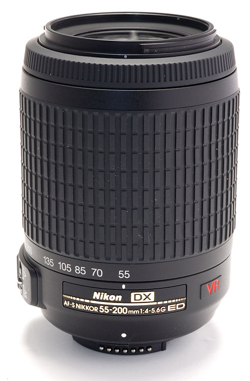 Nikon 55-200 DX F/4-5.6G