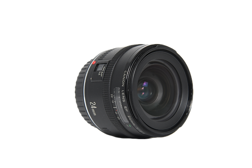 Obiettivo Canon 24mm f/2.8
