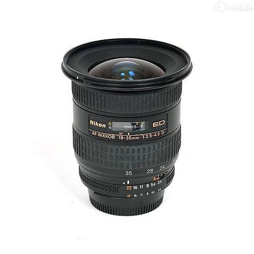 Nikon 18-35mm F/3.5-4.5