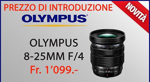 OLYMPUS 8-25mm F/4
