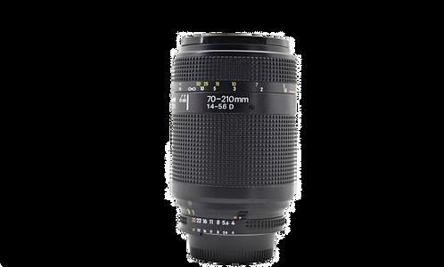 Nikon 70-210mm f/4-5,6