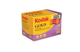 Kodak GOLD 135mm