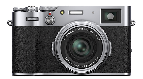 Fujifilm X100V (23mm, 26.10Mpx, APS-C)