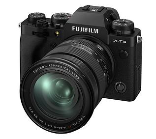 Fujifilm X-T4 Kit 16-80mm