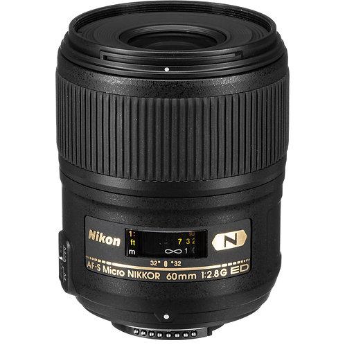 Nikon AF-S Nikkor 60mm f/2,8 ED Micro
