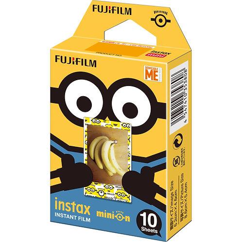 FUJIFILM INSTAX Mini Minions Despicable Me Instant Film