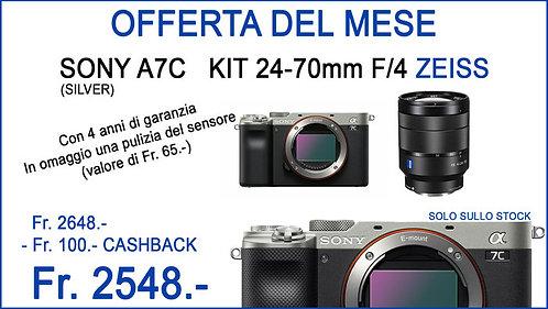 Sony A7C + 24-70 F/4